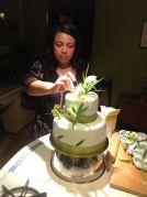 fatima & cake